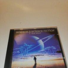CDs de Música: HORROR SCIENCE FICTION FILM MUSIC. Lote 195155111