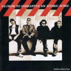 CDs de Música: U2 - HOW TO DESMANTLE AN ATOMIC BOMB. CD + DVD. Lote 195156466