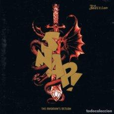 CDs de Música: SNAP - THE MADMAN'S RETURN 3RD EDITION. CD. Lote 195157127