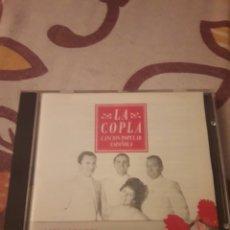 CDs de Música: LUISA LINARES Y LOS GALINDOS. ME GUSTA MI NOVIO. LA COPLA. EDICION DE 1992.. Lote 207333687