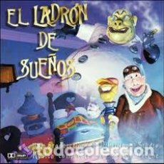 CDs de Música: PASCAL GAIGNE. EL LADRÖN DE SUEÑOS . Lote 195158557