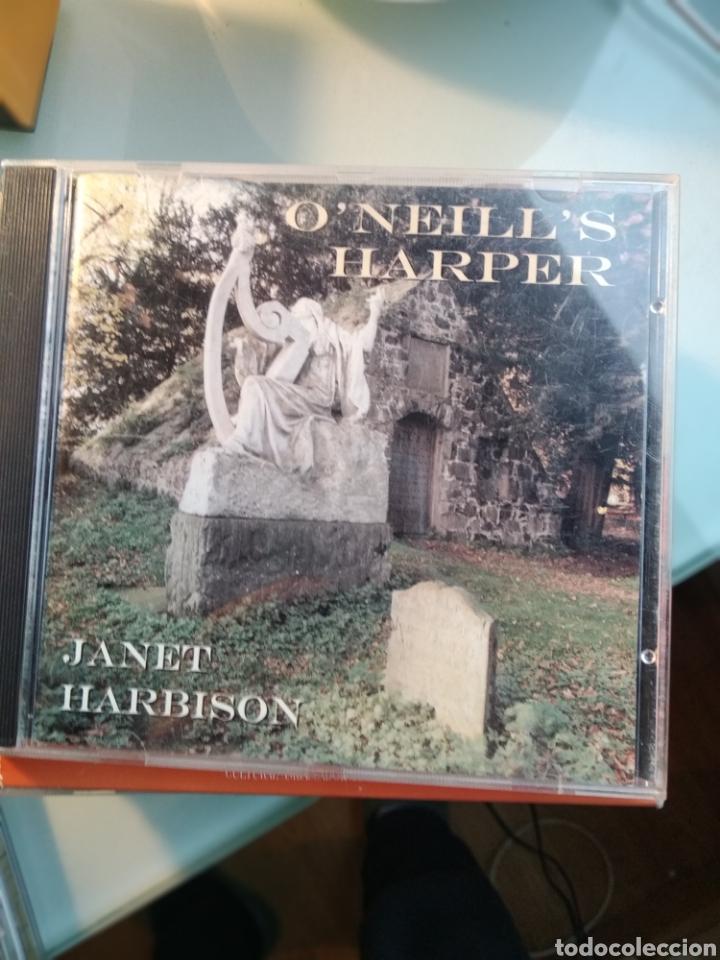 JANET HARBISON - O' NEILL'S HARPER (ARPA CELTA/IRLANDESA) (Música - CD's Country y Folk)