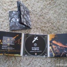 CDs de Música: CD DIGIPACK. LENDAKARIS MUERTOS. INCLUYE POSTER CON LETRAS Y FOTOS. MUY BUENA CONSERVACION. Lote 195160866