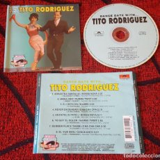 CDs de Música: TITO RODRIGUEZ ** DANCE DATE WITH ... ** CD ORIGINAL 1994 USA . Lote 195161657
