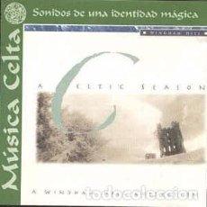 CDs de Música: VARIOUS - A CELTIC SEASON - A WINDHAM HILL COLLECTION (CD, COMP) LABEL:RBA COLECCIONABLES, S.A. CAT. Lote 195162810