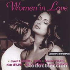CDs de Música: VARIOUS - WOMEN IN LOVE (CD, COMP) LABEL:VERSAILLES, SONY MUSIC SPECIAL MARKETING CAT#: VER 474899 . Lote 195162931