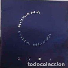 CDs de Música: ROSANA - LUNA NUEVA (CD, ALBUM) LABEL:UNIVERSAL CAT#: UMD 76165 . Lote 195163071