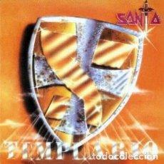 CDs de Música: SANTA – TEMPLARIO CD. Lote 195163218