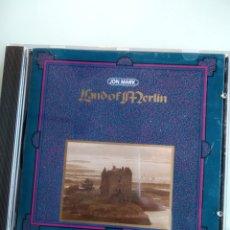 CDs de Música: JON MARK – LAND OF MERLIN. Lote 195165907