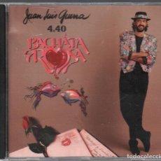 CDs de Música: JUAN LUIS GUERRA - LATINO - BACHATA ROSA 4 40 / CD ALBUM DE 1990 RF-4931 , BUEN ESTADO. Lote 195167976