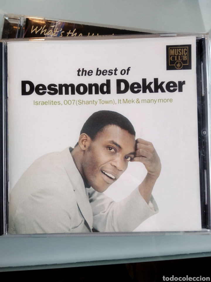 DESMOND DEKKER ‎– THE BEST OF DESMOND DEKKER (Música - CD's Reggae)