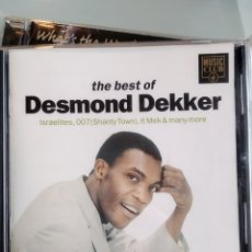 CDs de Música: DESMOND DEKKER ‎– THE BEST OF DESMOND DEKKER. Lote 195167537