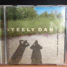 CDs de Música: STEELY DAN - TWO AGAINST NATURE (CD, ALBUM) (GIANT RECORDS) (D:NM). Lote 195169172