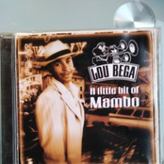 CDs de Música: LOU BEGA ‎– A LITTLE BIT OF MAMBO. Lote 195169691