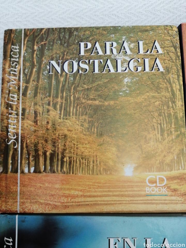 CDs de Música: CD BOOK-6 CD SENTIR LA MÚSICA-LEER TÍTULOS EN DESCRIPCIONES Y VER FOTOS. - Foto 2 - 195173171