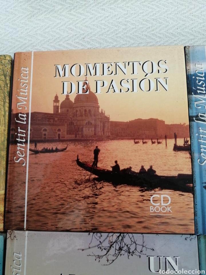 CDs de Música: CD BOOK-6 CD SENTIR LA MÚSICA-LEER TÍTULOS EN DESCRIPCIONES Y VER FOTOS. - Foto 3 - 195173171