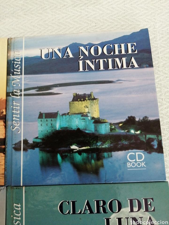 CDs de Música: CD BOOK-6 CD SENTIR LA MÚSICA-LEER TÍTULOS EN DESCRIPCIONES Y VER FOTOS. - Foto 4 - 195173171