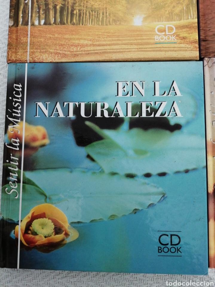 CDs de Música: CD BOOK-6 CD SENTIR LA MÚSICA-LEER TÍTULOS EN DESCRIPCIONES Y VER FOTOS. - Foto 5 - 195173171