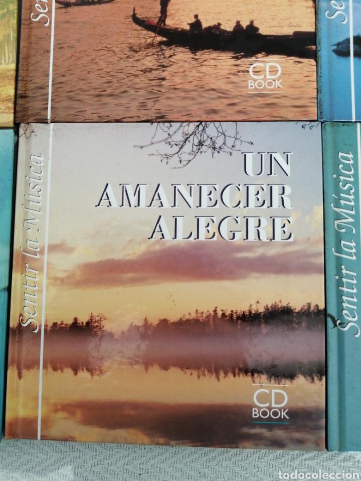 CDs de Música: CD BOOK-6 CD SENTIR LA MÚSICA-LEER TÍTULOS EN DESCRIPCIONES Y VER FOTOS. - Foto 6 - 195173171