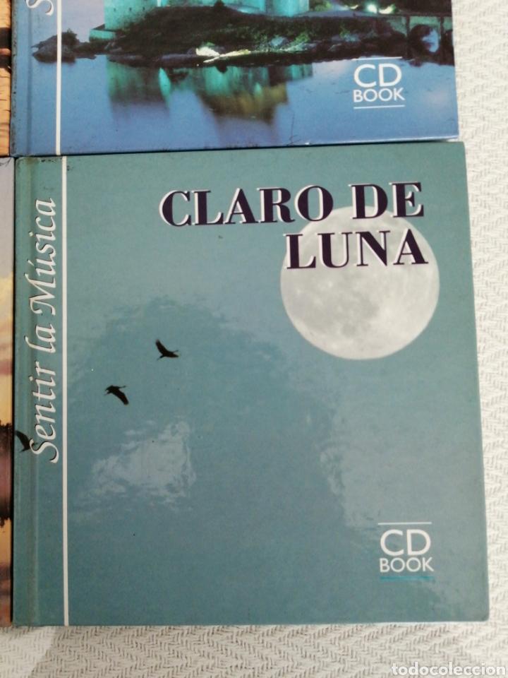 CDs de Música: CD BOOK-6 CD SENTIR LA MÚSICA-LEER TÍTULOS EN DESCRIPCIONES Y VER FOTOS. - Foto 7 - 195173171
