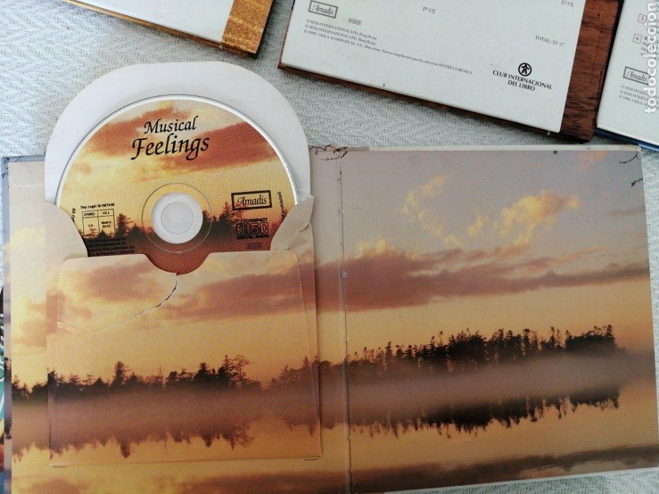 CDs de Música: CD BOOK-6 CD SENTIR LA MÚSICA-LEER TÍTULOS EN DESCRIPCIONES Y VER FOTOS. - Foto 12 - 195173171
