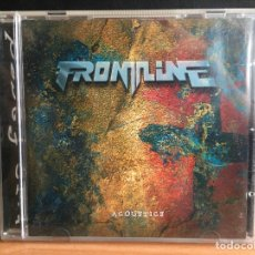 CDs de Música: FRONTLINE - TWO FACED (ACOUSTICS) (CD, ALBUM) (SIGNO RECORDS, SIGNO RECORDS)	SIG 34 0004. Lote 195176612