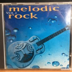CDs de Música: VARIOUS - MELODIC ROCK VOL.1 (CD, COMP) (POINT MUSIC DISTRIBUTION). Lote 195176675