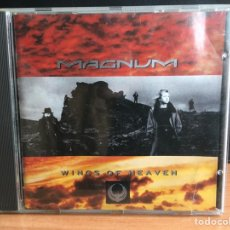 CDs de Música: MAGNUM - WINGS OF HEAVEN (CD, ALBUM) (POLYDOR) 835277-2. Lote 195177703