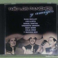 CDs de Música: TRIO LOS PANCHOS Y AMIGOS - DVD 2004 (OLGA GUILLOT, BENY MORÉ, CELIA CRUZ, LOS LLOPIS...). Lote 195179261