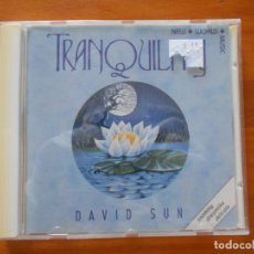 CDs de Música: CD TRANQUILITY - DAVID SUN (O4). Lote 195180570