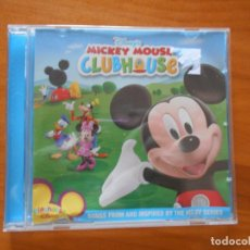 CDs de Música: CD MICKEY MOUSE CLUBHOUSE - DISNEY (O4). Lote 195180655