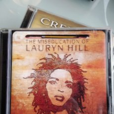 CDs de Música: LAURYN HILL ‎– THE MISEDUCATION OF LAURYN HILL. Lote 195180698