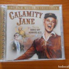 CDs de Música: CD CALAMITY JANE - THE FILM MUSICALS COLLECTION - DORIS DAY, HOWARD KEEL (N4). Lote 195181640
