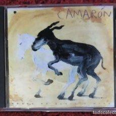 CDs de Música: EL CAMARON DE LA ISLA (POTRO DE RABIA Y MIEL) CD 1992 - 1ª EDICIÓN EN CD. Lote 195182623