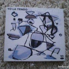 CDs de Música: CD DIGIPACK. STUFF LIKE THAT THERE. YO LA TENGO. MUY BUENA CONSERVACION. Lote 195182991