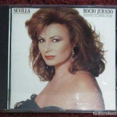 CDs de Música: ROCIO JURADO (SEVILLA) CD 1991. Lote 195183063