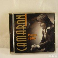 CDs de Música: CAMARÓN CON TOMATITO - PARÍS 1987. Lote 195183802