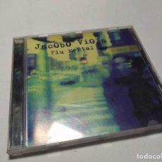 CDs de Música: CD - MUSICA - JACOBO VIOLA – FIU MENTAL. Lote 195185263