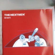 CDs de Música: THE NEXTMEN – GET OVER IT. Lote 195186573