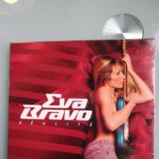 CDs de Música: EVA BRAVO- REALITE (NUEVO.PRECINTADO). Lote 195187290