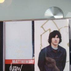 CDs de Música: MATTHEW JAY – DRAW. Lote 195187438