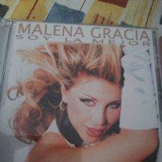 CDs de Música: MALENA GRACIA / CD / SOY LA MEJOR. Lote 195187931