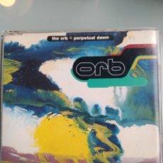 CDs de Música: THE ORB – PERPETUAL DAWN. Lote 195188170