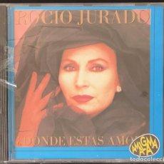 CDs de Música: ROCIO JURADO CD ÁLBUM. Lote 195190090