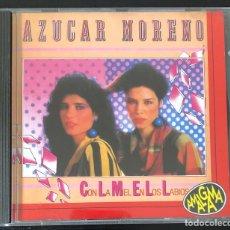 CDs de Música: AZUCAR MORENO CD ÁLBUM. Lote 195190651