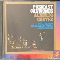 CDs de Música: ALBERTO CORTEZ CD ÁLBUM. Lote 195191060