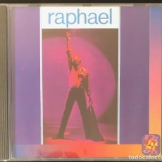 CDs de Música: RAPHAEL CD ÁLBUM. Lote 195191235