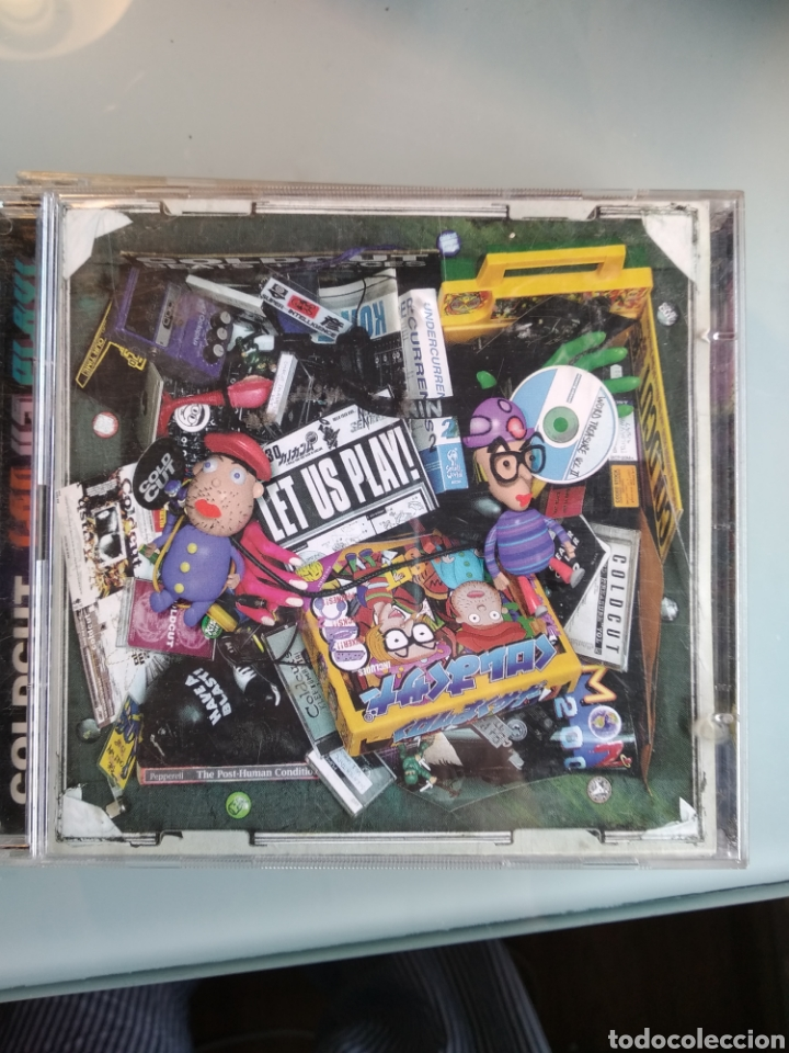 COLDCUT – LET US PLAY! (Música - CD's Techno)