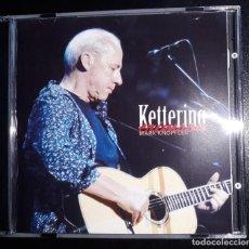 CDs de Música: MARK KNOPFLER RARO LIVE 2 CD KETTERING 2008 USA DIRE STRAITS. Lote 195193790