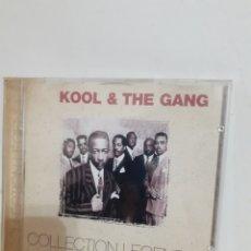 CDs de Música: KOOL & THE GANG COLLECTION LEGENDE. Lote 195198027